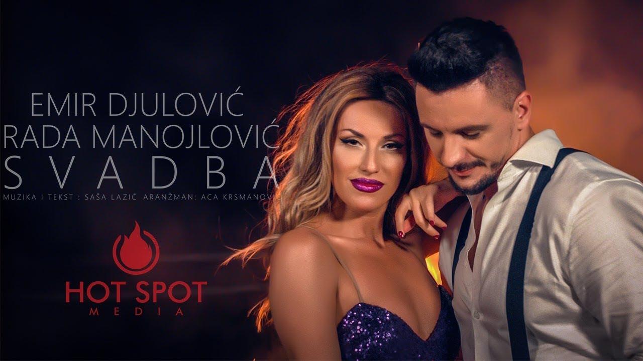 Emir Djulovic & Rada Manojlovic – Svadba