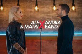 Corona Izvini Mama Mashup Alexandra Matrix Band vs Riste Risteski