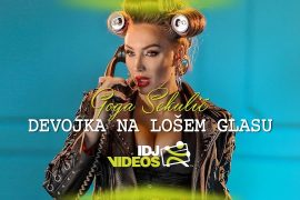 GOGA SEKULIC DEVOJKA NA LOSEM GLASU OFFICIAL VIDEO