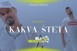 IN VIVO KAKVA STETA OFFICIAL VIDEO