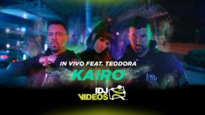 IN VIVO X TEODORA KAIRO OFFICIAL VIDEO 1