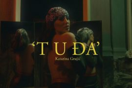 KATARINA GRUJIC TUDJA OFFICIAL VIDEO