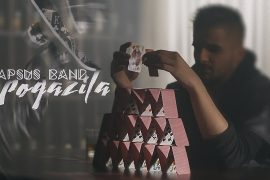 LAPSUS BAND POGAZILA OFFICIAL VIDEO 4K