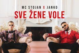 MC STOJAN SVE ZENE VOLE with JANKO