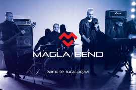 Magla Bend Samo se nocas pojavi Official Video 2018