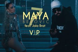 Maya Berovi feat Jala Brat VIP Official Video