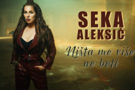 SEKA ALEKSIC NISTA ME VISE NE BOLI OFFICIAL VIDEO 2019 1