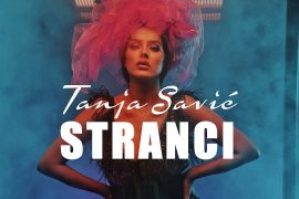 TANJA SAVIC STRANCI OFFICIAL VIDEO 4K