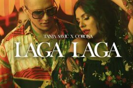 TANJA SAVIC X CORONA LAGA LAGA OFFICIAL VIDEO
