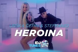 URSKA CEPIN STEFFANIO HEROINA OFFICIAL VIDEO
