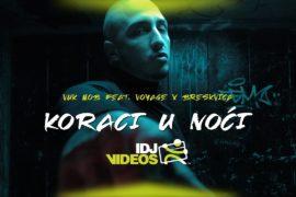 VUK MOB FEAT VOYAGE X BRESKVICA KORACI U NOCI OFFICIAL VIDEO