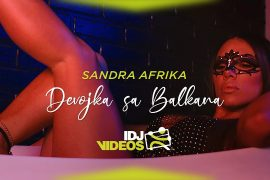 SANDRA AFRIKA DEVOJKA SA BALKANA OFFICIAL VIDEO