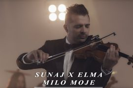 SUNAJ X ELMA HADZIC MILO MOJE OFFICIAL COVER VIDEO 2020