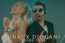 SUNAJ X DJOGANI ZENSKE SUZE OFFICIAL COVER VIDEO 2020