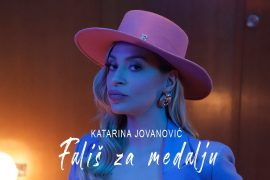 Katarina Jovanovic Falis za medalju Official video 2020