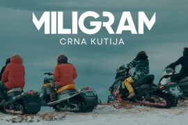 MILIGRAM CRNA KUTIJA OFFICIAL VIDEO