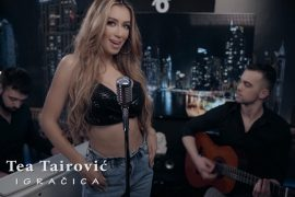 Tea Tairovic Igracica Official Cover 2020