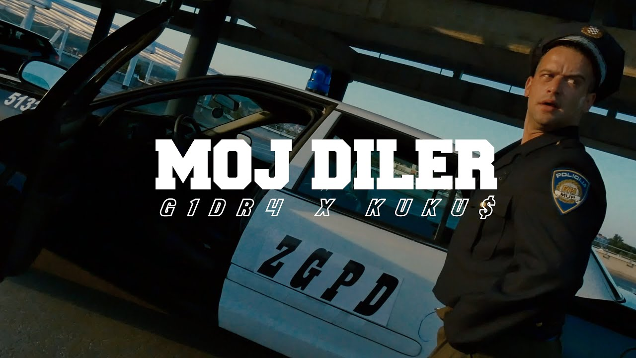 GIDRA-X-KUKU-MOJ-DILER-OFFICIAL-VIDEO