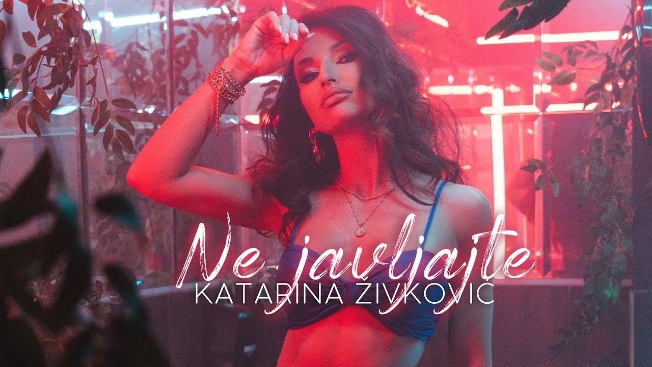 KATARINA-IVKOVI-NE-JAVLJAJTE-OFFICIAL-VIDEO-4K