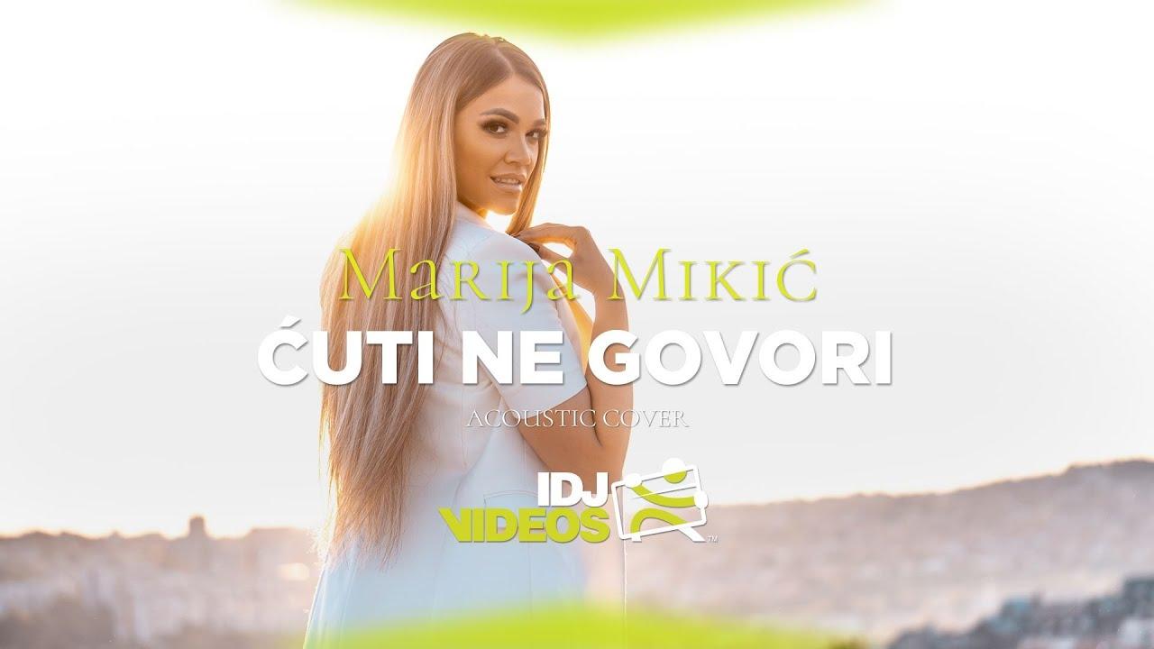 MARIJA-MIKIC-CUTI-NE-GOVORI-ACOUSTIC-COVER