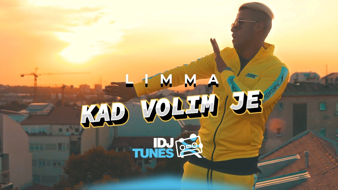 LIMMA-KAD-VOLIM-JE-OFFICIAL-VIDEO