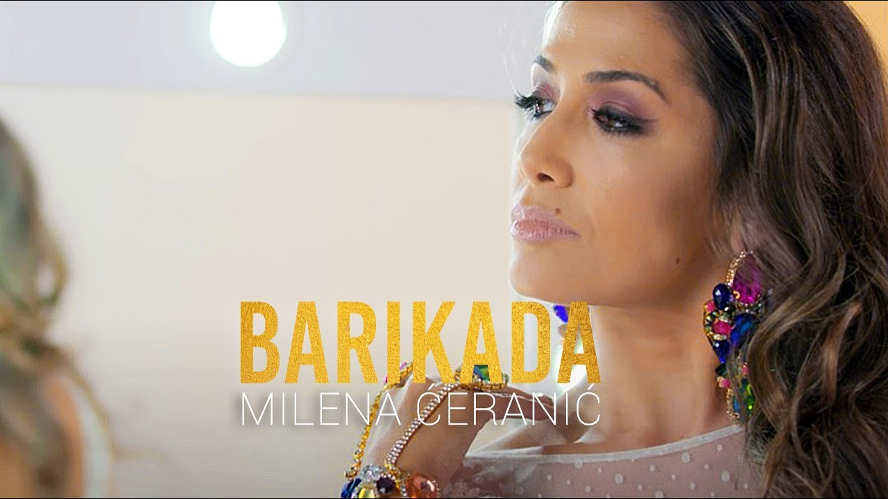 MILENA-ERANI-BARIKADA-OFFICIAL-AUDIO
