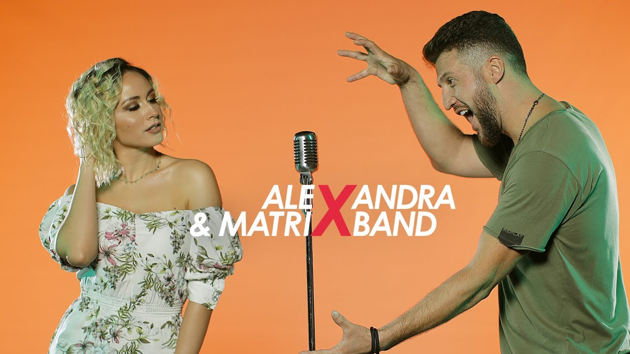 MC Stojan Hurricane TUTURUTU Mashup Alexandra Matrix Band vs Milos Radovanovic