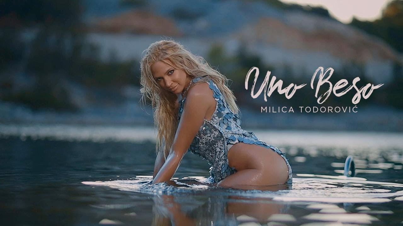 MILICA-TODOROVIC-UNO-BESO-Official-video