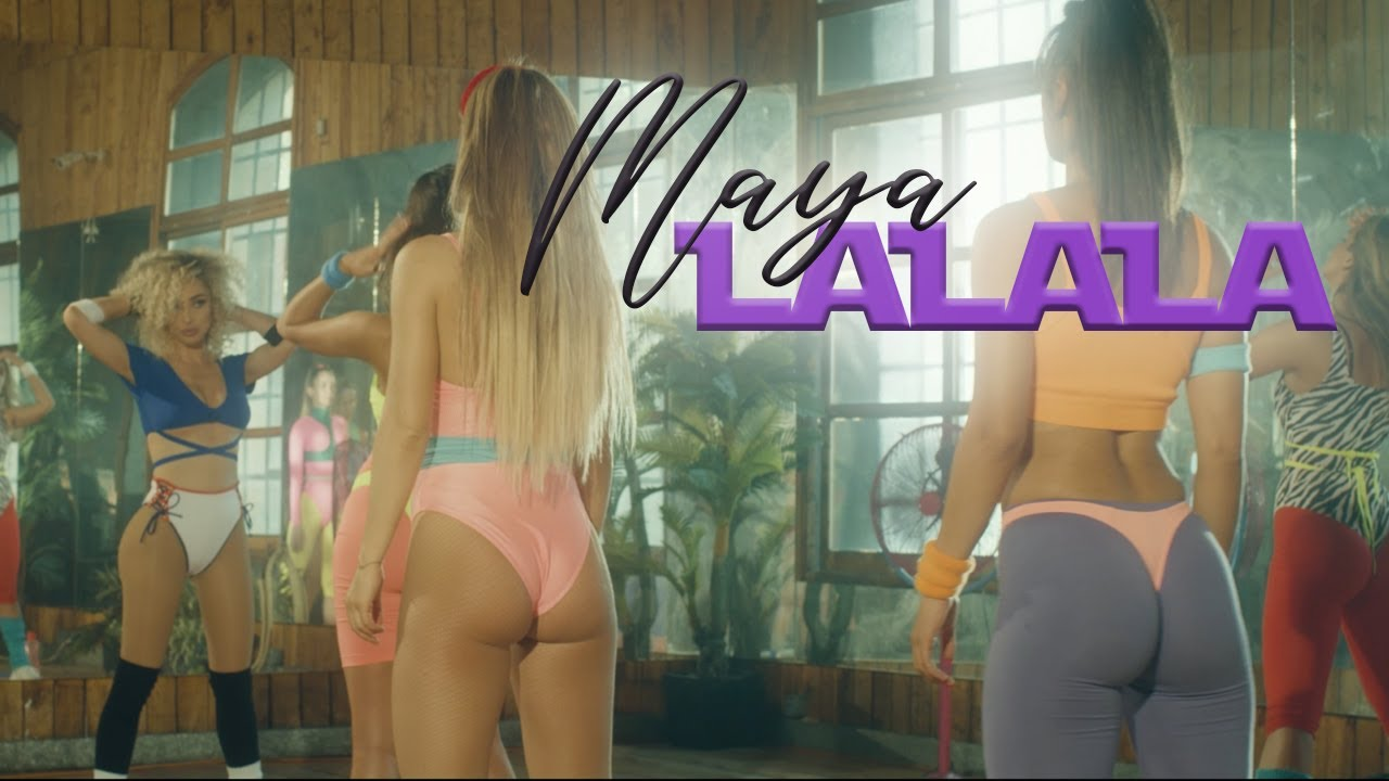 Maya-Berovic-Lalala-Official-Video