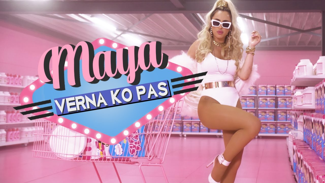 Maya-Berovic-Verna-ko-pas-Official-Video