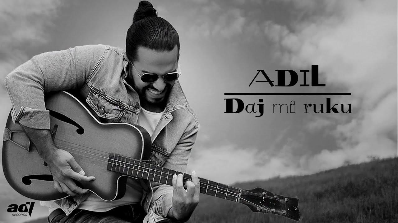 ADIL-Daj-mi-ruku-Official-Lyric-Video-2020