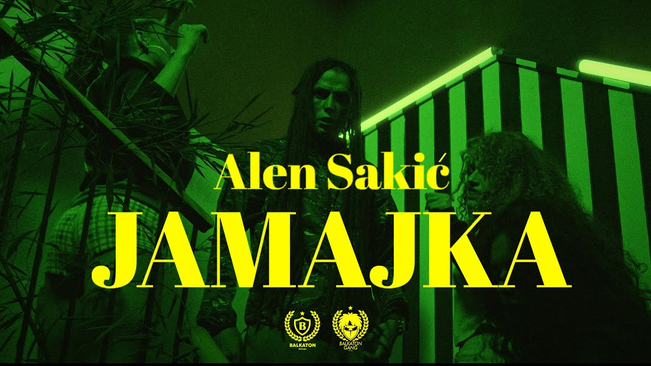 ALEN-SAKI-JAMAJKA-OFFICIAL-VIDEO