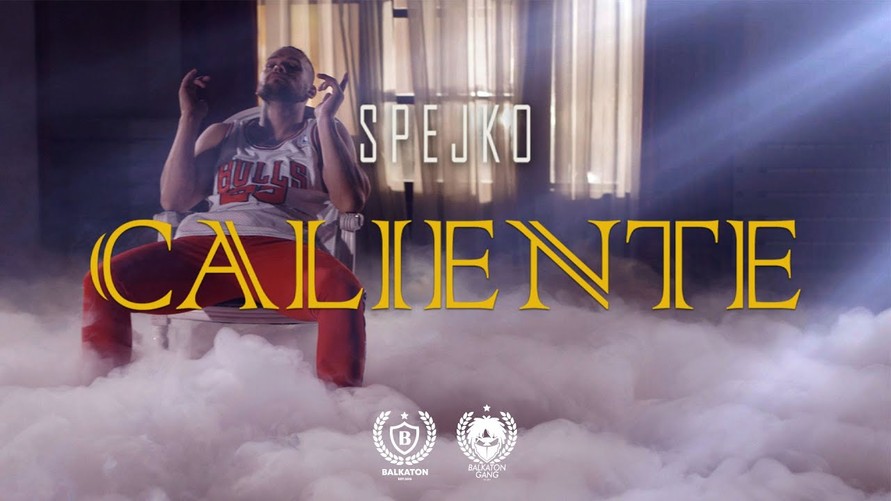 SPEJKO-CALIENTE-OFFICIAL-VIDEO