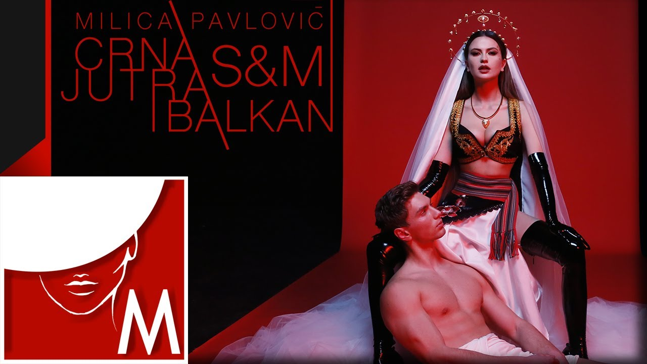Milica-Pavlovic-Crna-jutra-Balkan-SM-Official-Video-2021