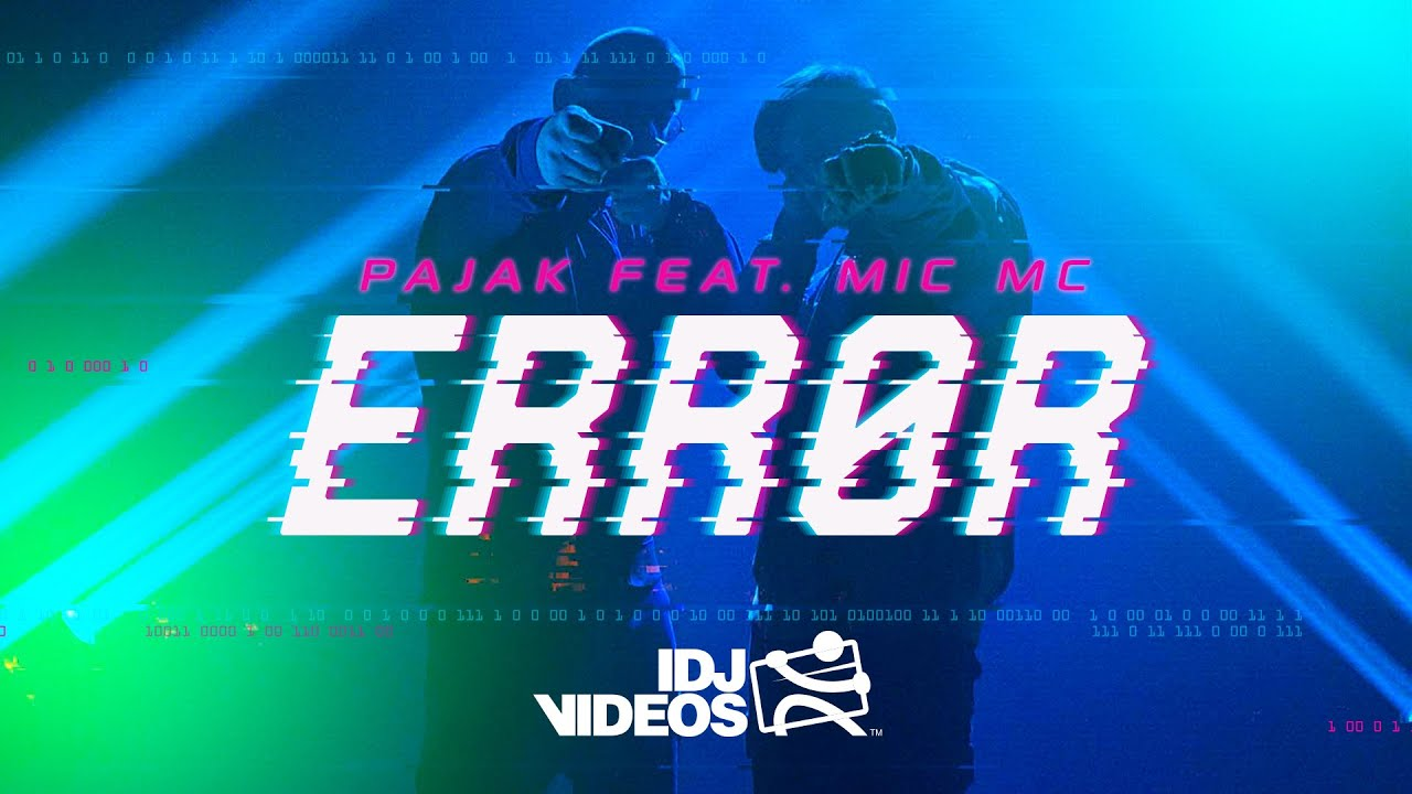 PAJAK FEAT MIC MC ERROR OFFICIAL VIDEO