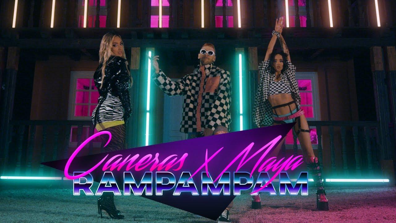 Caneras Maya Berovic RAM PAM PAM Official Video