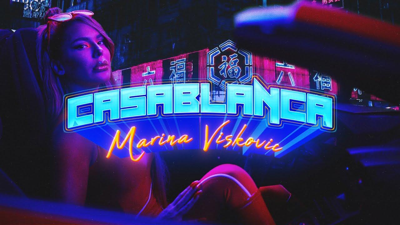 MARINA VISKOVIC CASABLANCA OFFICIAL VIDEO