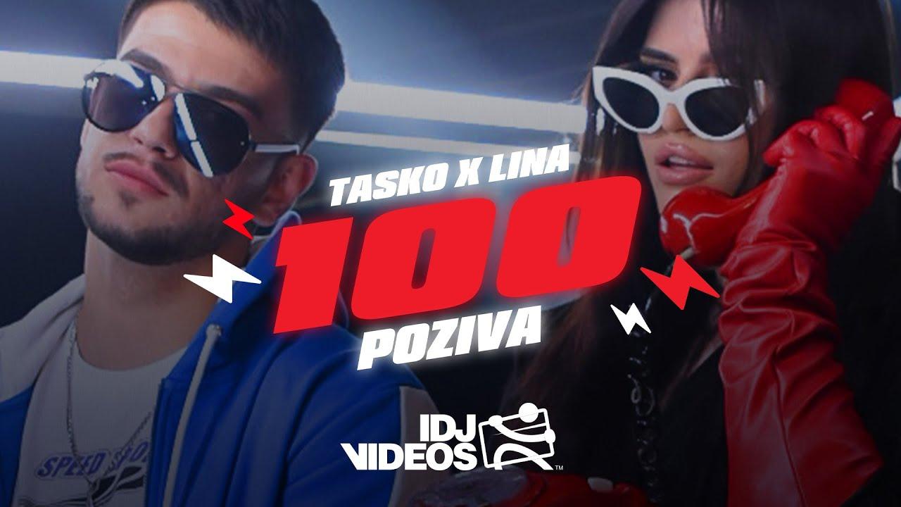 TASKO X LINA  POZIVA OFFICIAL VIDEO