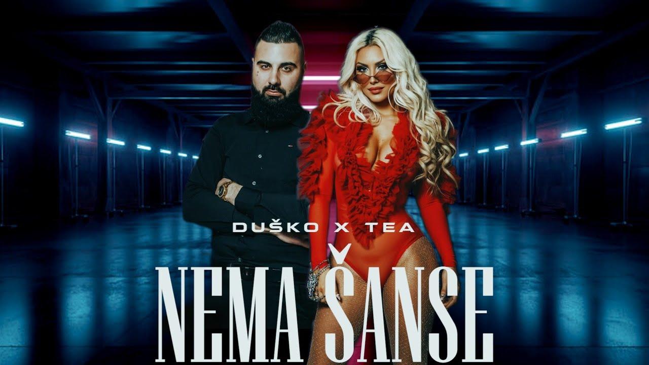 TEA STOSEVSKA X DUSKO ILIC NEMA SANSE OFFICIAL VIDEO