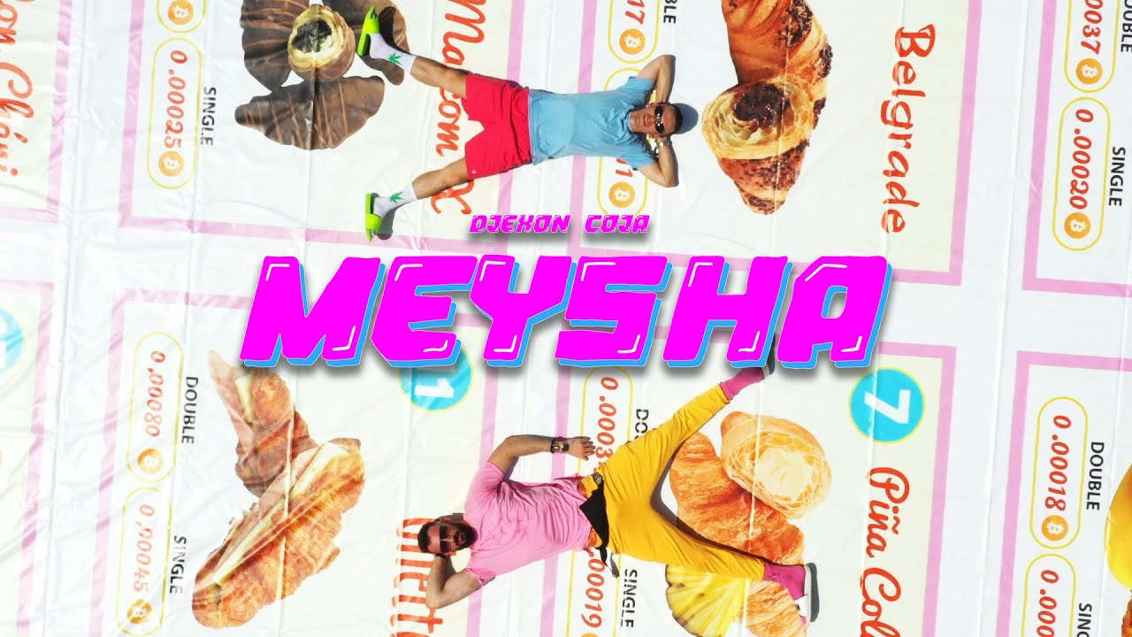 DJEXON COJA MEYSHA Official Video