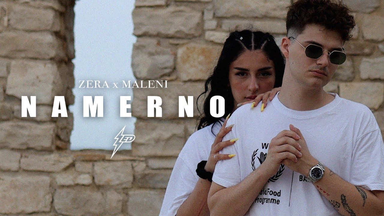 Zera maleni NAMERNO Official Video Prod by Popov